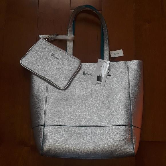 dca8da525ba5 Harrods of London Bags   Harrods London Reversible Tote With ...